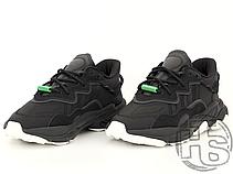Кроссовки Adidas женские Ozweego Core Black White EG8355, фото 3
