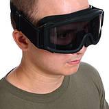 Очки защитные панорамные,очки прозрачные закрытого типа, фото 2
