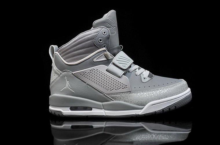 172c62259a6a49 Мужские баскетбольные кроссовки Nike Air Jordan Flight 97 (в стиле найк аир  джордан) серые, цена 1 764 грн., купить в Киеве — Prom.ua (ID#184274689)