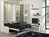 Шкаф-кровать с диваном, фото 1