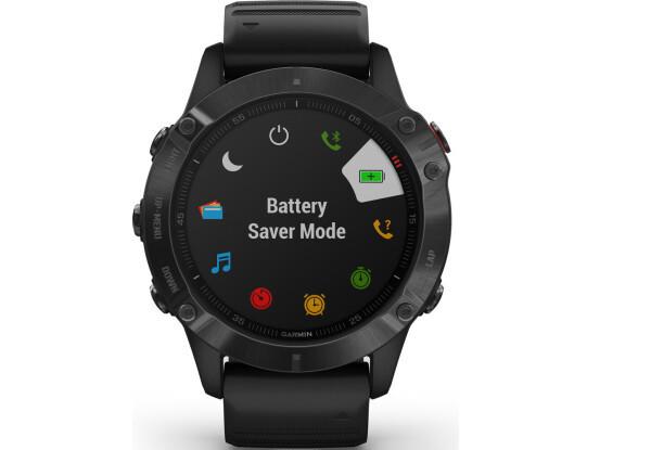 Умные часы Smart Watch Garmin Fenix 6 Pro Black (010-02158-02)