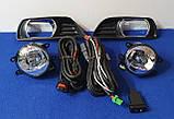 Противотуманные LED фары Toyota Camry 40 2006 - 2010, фото 5