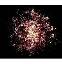 Салют салютна установка SPLENDID red SB13-02 13 пострілів, фото 2