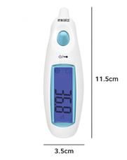 Инфракрасный ушной термометр HoMedics Jumbo Display, фото 2
