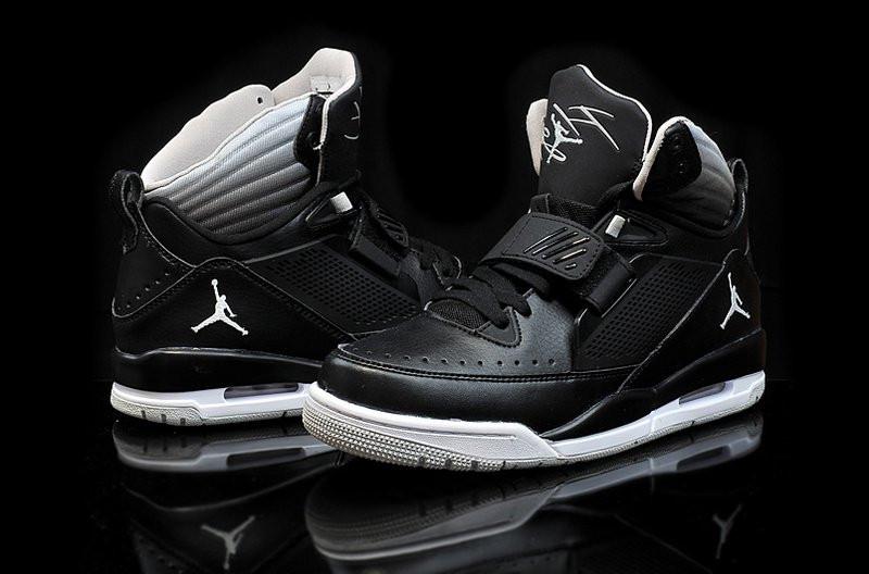3fb37b0c0381 Мужские баскетбольные кроссовки Nike Air Jordan Flight 97 (в стиле найк аир  джордан) черные