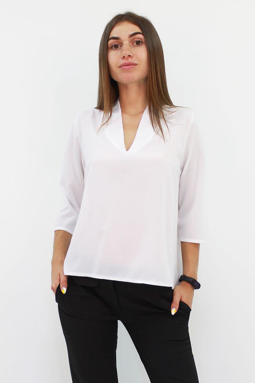 Классическая женская блузка Lorein, белый