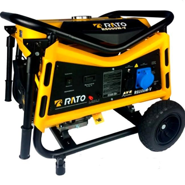 Бензиновый генератор Rato R 6000 W