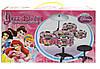 Детская барабанная установка со стульчиком 333-010B Disney Princess