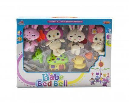 "Музыкальная карусель ""Babe Bed Bell: кролики"" 3004/6/7"