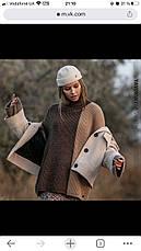Жіноча Шапка -докерка біні трикотаж-гумка, фото 3