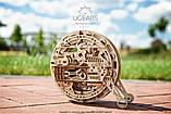 Механический 3D пазл «Моноколесо» деревянный конструктор UGears, фото 3