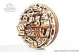 Механический 3D пазл «Моноколесо» деревянный конструктор UGears, фото 4