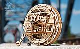 Механический 3D пазл «Моноколесо» деревянный конструктор UGears, фото 6