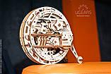 Механический 3D пазл «Моноколесо» деревянный конструктор UGears, фото 8