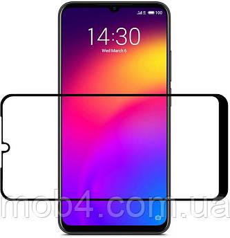 Защитное стекло для Meizu Note 9 (M9 Note) черное