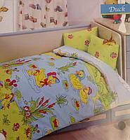 Детское постельное бельё 100*150
