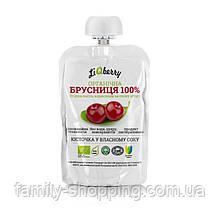 Брусничная паста LiQberry®, 100 г