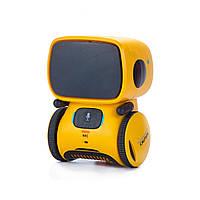 Интерактивный робот с голосовым управлением AT-Rоbot (жёл., укр.) AT001-03-UKR