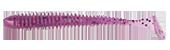 Съедобный силикон Kalipso Frizzle Shad Tail 3,5 дюйма цвет 200