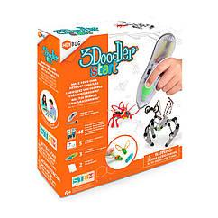 Детская 3D-Ручка 3Doodler Start Для Детского Творчества  - Hexbug 8SPSRBUG3E