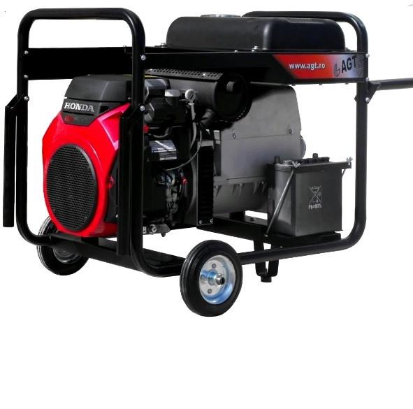 Бензиновый генератор AGT 16503 HSBE R16 (PFAGT16503H16/E)