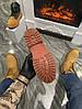 Мужские демисезонные ботинки Timberland Boots 'Military Ginger' (Premium-class) песочные, фото 6