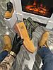 Мужские демисезонные ботинки Timberland Boots 'Military Ginger' (Premium-class) песочные, фото 2