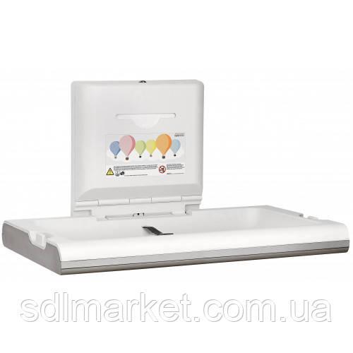 Пеленальный столик настенный откидной горизонтальный Mediclinics CP0016HCS