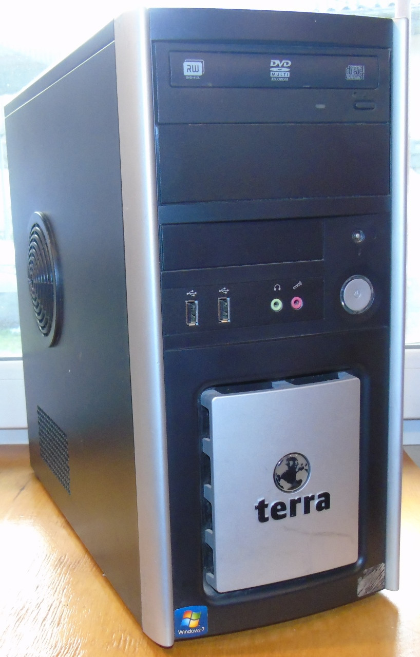 Case#194 Компьютерный корпус Terra mATX