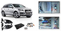 Система кругового обзора для Audi Q7 (4L) 2012-2014
