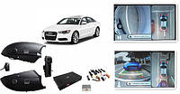 Система кругового обзора для Audi A6 (C7), 2012-2014