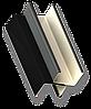 Водосточная система квадратная ПВХ Galeco PVC2 135 / 80 с универсальным регулируемым углом, фото 5