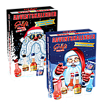 Адвент календарь Adventcalendar Party-Minis Grafs 24s с ликерами, Германия, фото 6