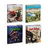 Гаррі Поттер | Набір чотирьох ілюстрованих томів | А-БА-БА-ГА-ЛА-МА-ГА