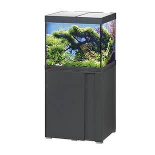 Аквариумный комплект EHEIM vivaline LED 150 2x12 Вт Антрацитовый с тумбой (60x50x50, 150л)