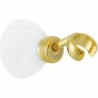 Держатель ручного душа Emmevi CO2529 BO белый-золото
