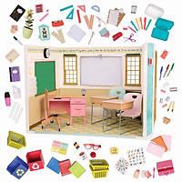 Our Generation Игровой набор - Школьная комната