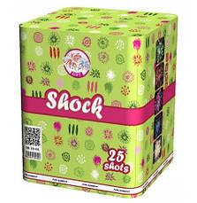 Салют салютная установка  SHOCK SB25-01 25 выстрелов, фото 2