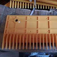 Гребёнки для эскалатора пластиковые. Разные, фото 2