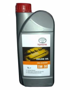 Моторное масло TOYOTA FUEL ECONOMY 5W-30, 1л