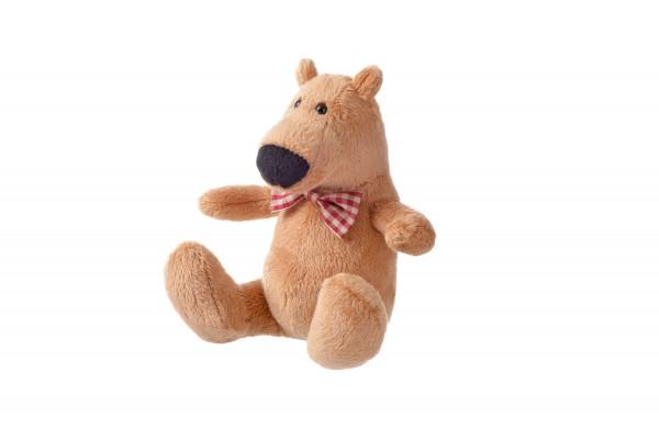Same Toy М'яка ігрушка - Полярний ведмедик світло-коричневий, 13 см