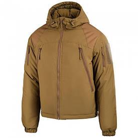 M-Tac куртка зимняя Alpha Gen.3 coyote brown