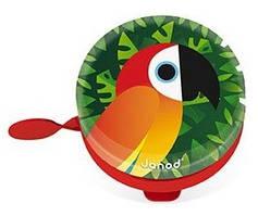 Janod Дзвінок для велосипеда Папуга