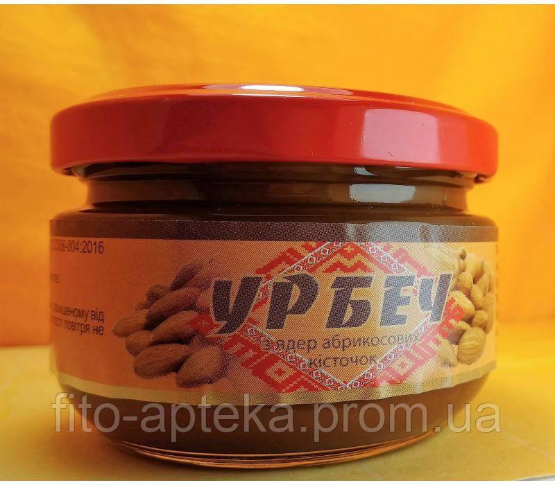 Урбеч из ядер абрикосовых косточек (100 грамм)