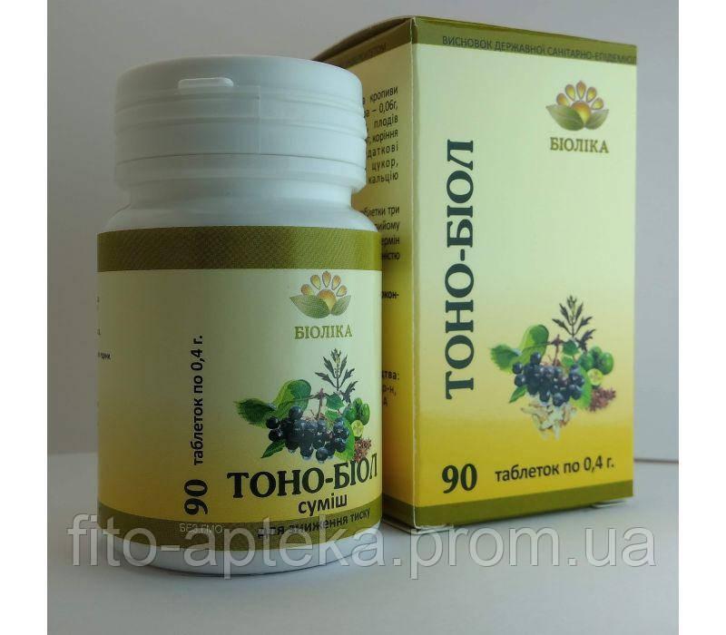 Тоно-биол (90 шт) от давления
