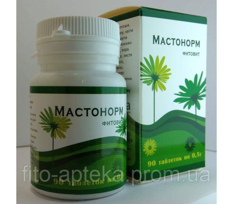 Фитовит - Мастонорм (90 шт) от мастопатии