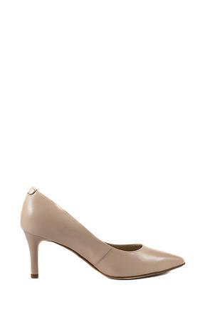 Туфли женские Fabio Monelli S373-81-Y356AK бежевые (36), фото 2