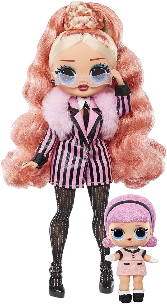 Кукла ЛОЛ Леди-Стайл Оригинал L.O.L. Surprise! O.M.G. Winter Chill Madame Queen (570264)