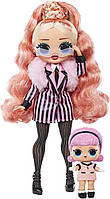 Кукла ЛОЛ Леди-Стайл Оригинал L.O.L. Surprise! O.M.G. Winter Chill Madame Queen (570264), фото 1