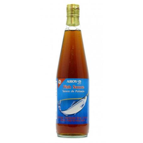Рыбный соус Aroy-D 0,84л